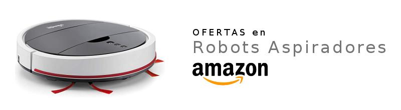 Comprar Robot Aspirador Amazon