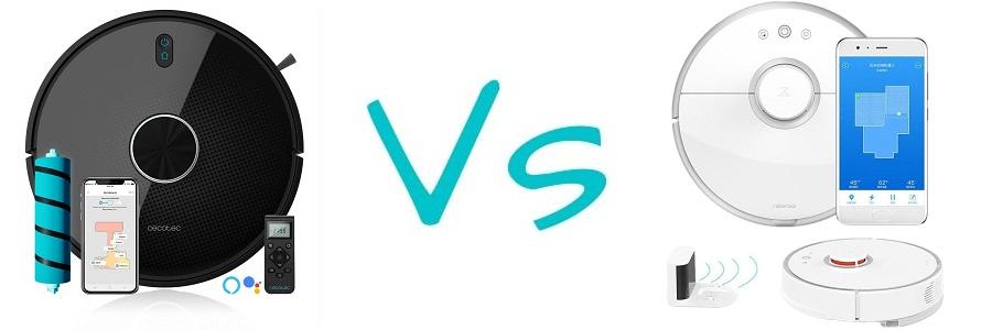Conga 4090 vs Xiaomi Vacuum 2