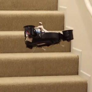 ¿Existen Los Robots Aspiradores Para Escaleras?