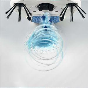 Robots aspiradores con filtro HEPA