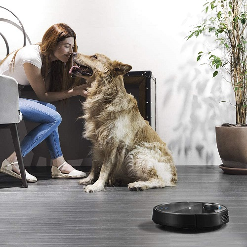 Comprar Robot Aspirador para Pelos de Perro