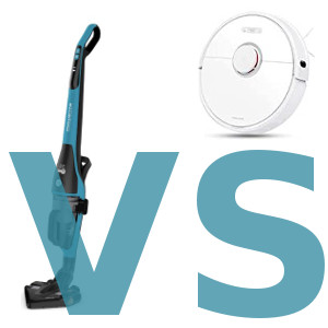 Comparativa: Robots Aspiradores vs Escobas Eléctricas