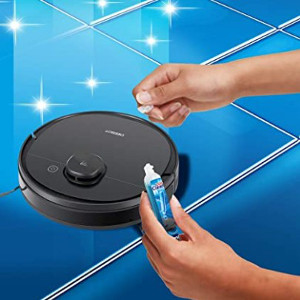 Qué detergente usar para un robot aspirador