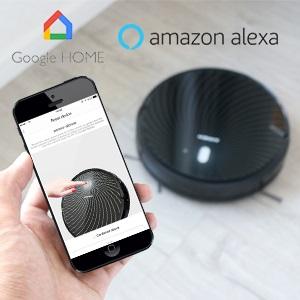 ¿Qué robots aspiradores son compatibles con Google Home?